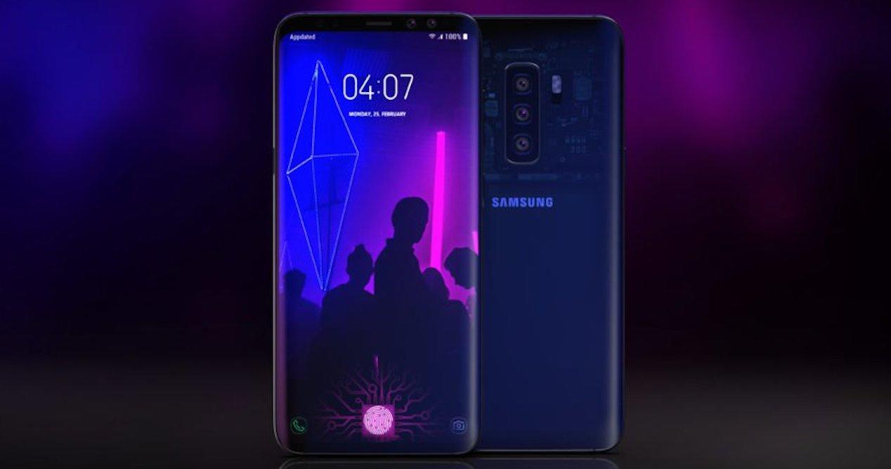 Samsung Galaxy S10 5G variant Specs