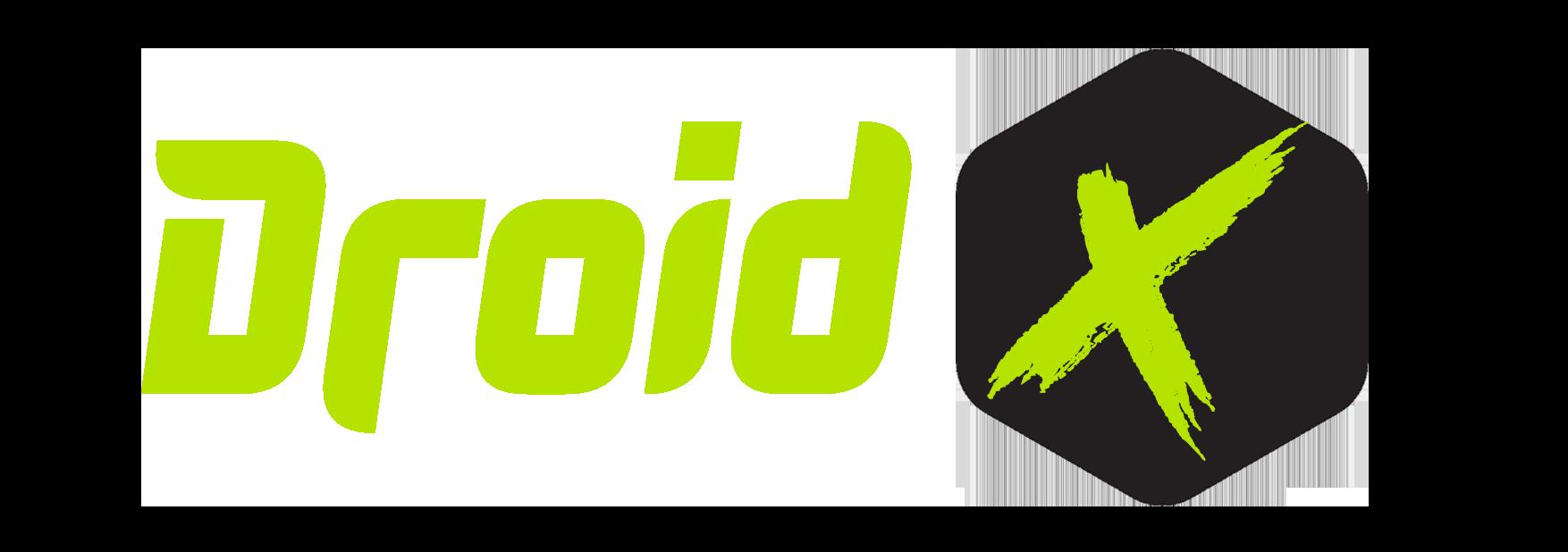 Droid X Blog Logo